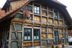Fachwerkhaus-neu-verwittert-falsche-Lasur-Farbe-a-(32)