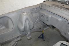Ford-Mustang-T5-Coupe-us-car-feinstrahlen-sandstrahlen-hannover-streamtec-d-motorraum-2