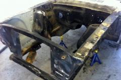 Ford-Mustang-T5-Coupe-us-car-feinstrahlen-sandstrahlen-hannover-streamtec-e-mororraum-1