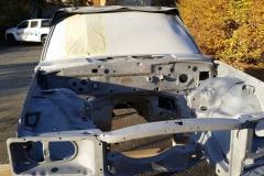 feinstrahlen-kosten-sandstrahlen-Mercedes-W116-Motorraum-gestrahlt-e1446934933854