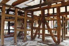 kosten-feinstrahlen-sandstrahlen-wohnraum-balken-nachher